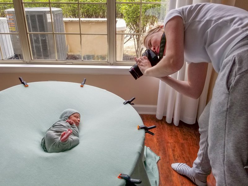 What you need to know For a Successful Newborn photography